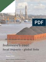 Indonesia Coal 2010