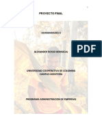 alexander rosso humanidades proyecto final