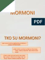 Mormoni
