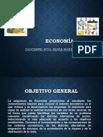 CLASE INTRODUCCIÓN DE ECONOMÍA