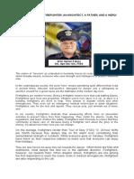 Featured Firefighter SFO1 Marlon P Basa