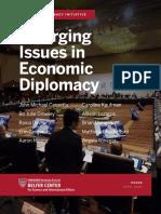 EmergingIssuesinEconomic Diplomacy