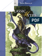Classic Myths Teaching Resources