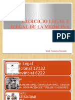 EJERCICIO LEGAL E ILEGAL DE LA MEDICINA.pptx