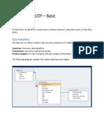 SQL Case Study - Basic
