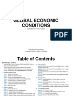 Global Eco Conditions