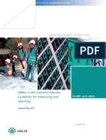 HEALTH AND SAFETY REPORTING GUIDELINES