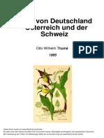Thome - Flora von Deutschland Österreich Schweiz 1885