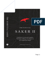 The Essential Saker - Part II