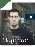 Entrevista Joan Magrané
