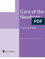 Care-of-the-Newborn-Training-Guide