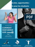 E-book _ Performer sur Linkedin