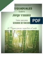 LOS GUADUALES. Guabina. Jorge Villamil. Transc. piano Gerardo Betancourt.