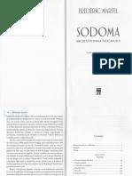 Sodoma. Ancheta in inima Vaticanului - Frederic Martel