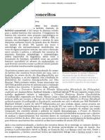 História dos conceitos – Wikipédia, a enciclopédia livre