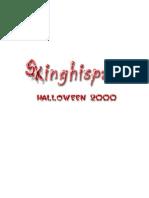 Coleccion de Relatos de Terror Halloween 2000
