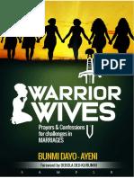 WARRIOR WIVES SAMPLE PDF