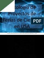 Antología de Proyectos de Feria de Ciencias (Science Fair Projects)