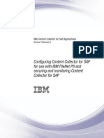 Configuring Content Collector for SAP with IBM FileNet P8