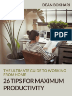 document 26 Tips for Maximum Productivity
