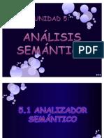 A. SEMÁNTICO
