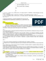 (LEI) LEGGE 5 Febbraio 1992, n. 91 - Novas normas sobre a cidadania (PT_IT)