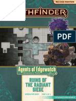 Agents of Edgewatch AP - Part 6 of 6 - Ruins of the Radiant Siege - Interactive Maps {PZO90162}