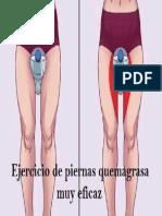 piernas quemagrasa