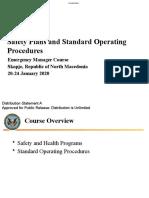 11 Safety Plans and Standard Operating Procedures  v3  JAB  FINAL