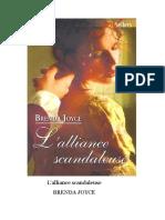 Alliance Scandaleuse- L- - Brenda Joyce