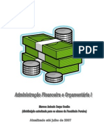 Apostila_Administração Financeira e Orçamentária