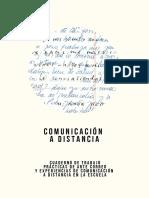 Cuaderno comunicación a distancia libro