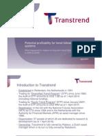 Transtrend_Presentation