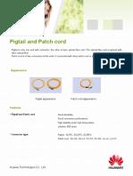 1米尾纤—Pigtail_and_Patch_cord_datesheet