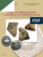 Cuozzo-D'Agostino-Del Verme 2006 - Cuma. Le fortificazioni 2. I materiali dai terrapieni arcaici.pdf