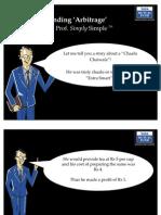 Prof. Simply Simple - Understanding Arbitrage