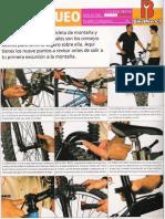 Manual de Servicio y Mantenimiento para Bicicletas, Mountain Bike, Español, Ok