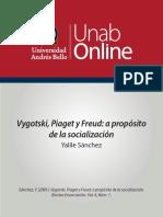 MDS501_s3_Vygotski_Piaget _Freud