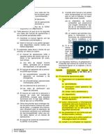 135.040 Contenido del manual de operaciones y del libro de a bordo