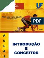 AULA 1 - Ciência do Treinamento Esportivo