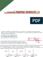 Chapitre3 - RMN 2D