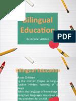 Bilingual Ed