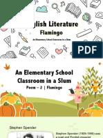 Poem 2 - Elementry School