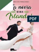 La novia se va a Irlanda- Carlota Manzano