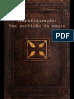 Transfiguração Harry Potter