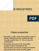 GLASS INDUSTRIES.ppt