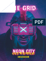 Neon City Overdrive - The Grid [2020]