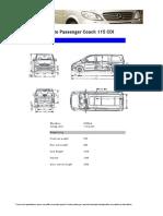 Technical Data Vito 115 CDI