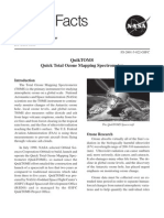 NASA Facts QuikTOMS Quick Total Ozone Mapping Spectrometer