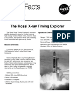 NASA the Rossi X-Ray Timing Explorer